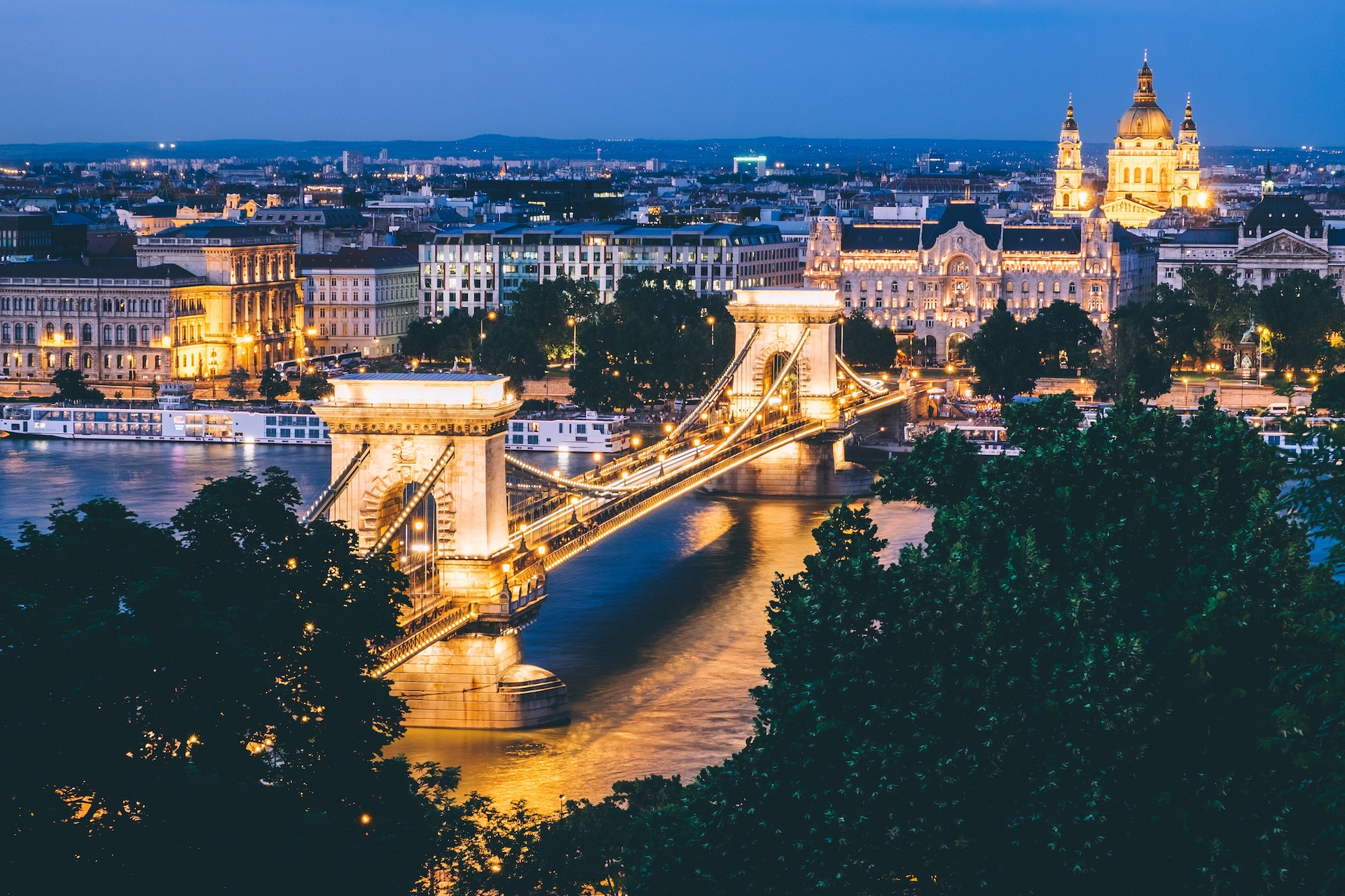 Budapest, city of beautiful properties