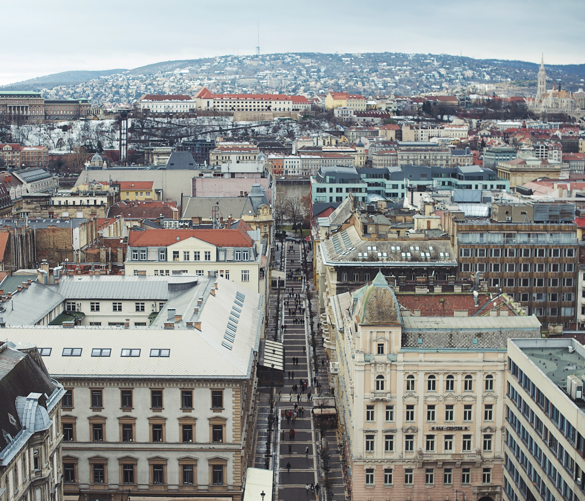 Budapest's districts, where to buy or rent?