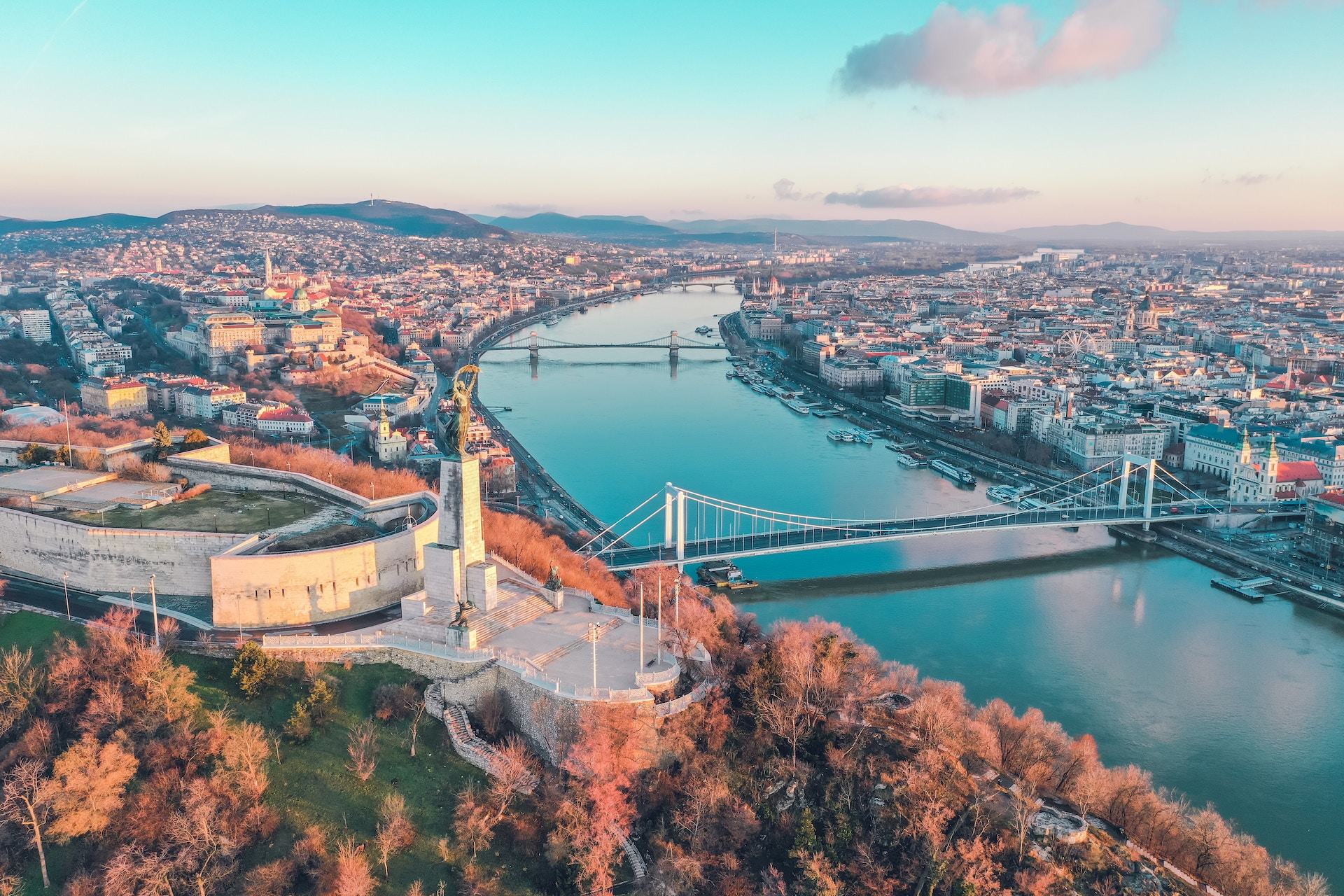 Budapest, the heart of Europe has an attractive property market