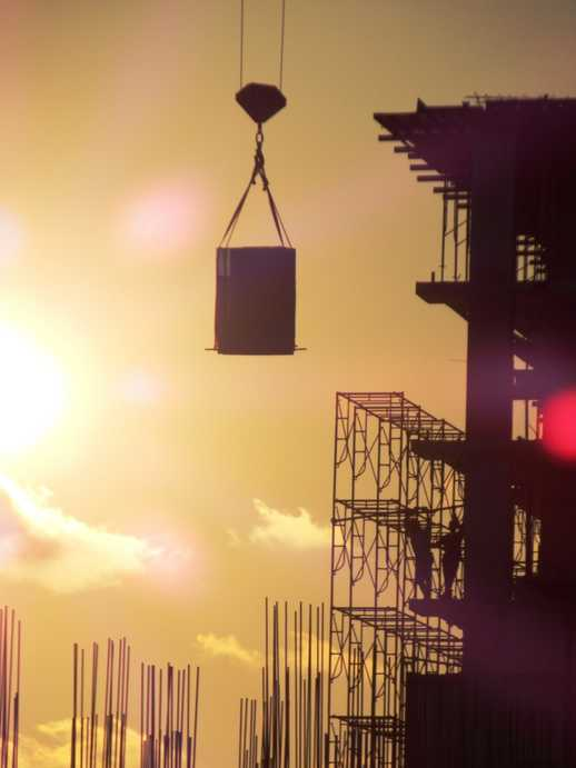 New Homes Construction VAT drops to 5%