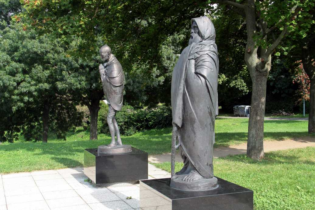 Hidden treasures of Budapest - The Garden of Philosophers