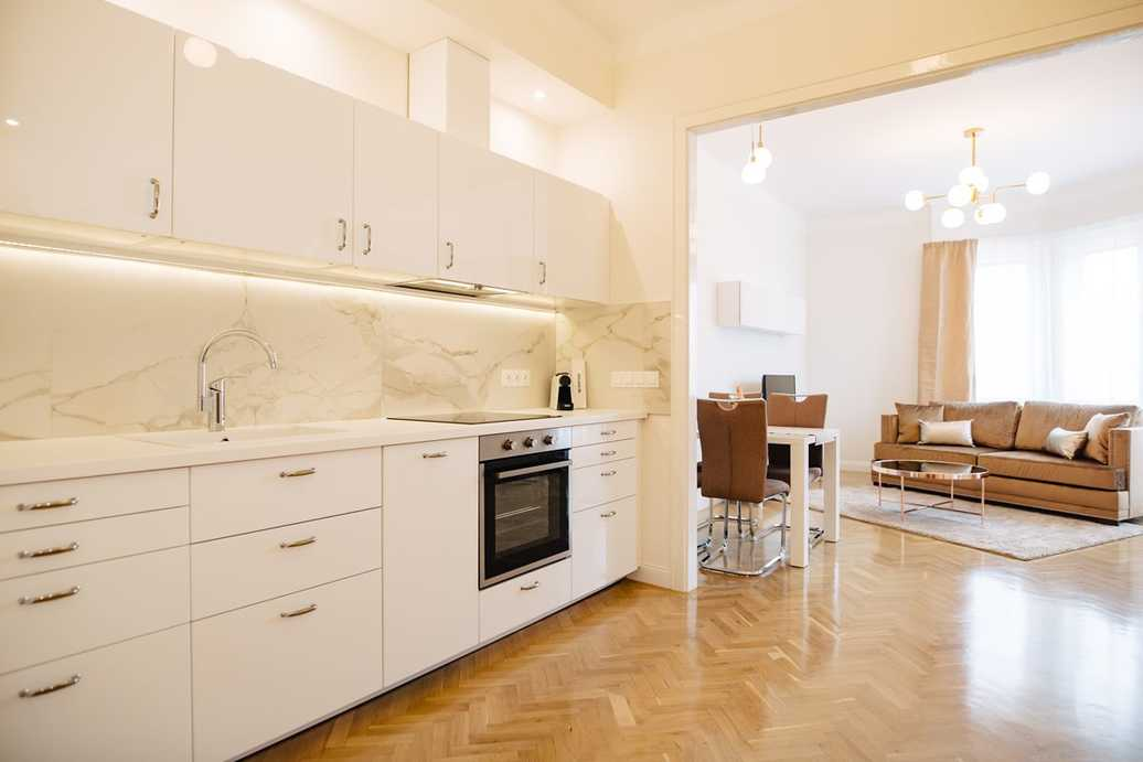 Apartment for long term rent in Budapest
