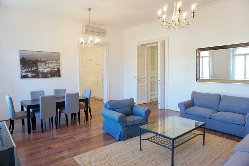 Ráday street apartment for sale