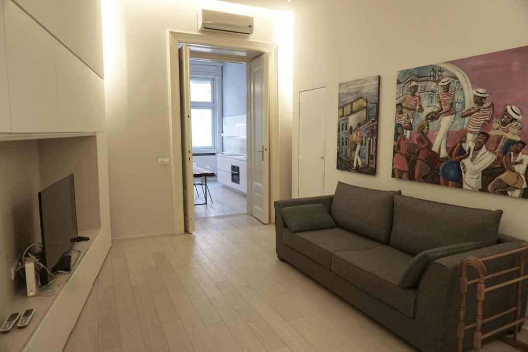 Zrínyi street apartment for rent Budapest