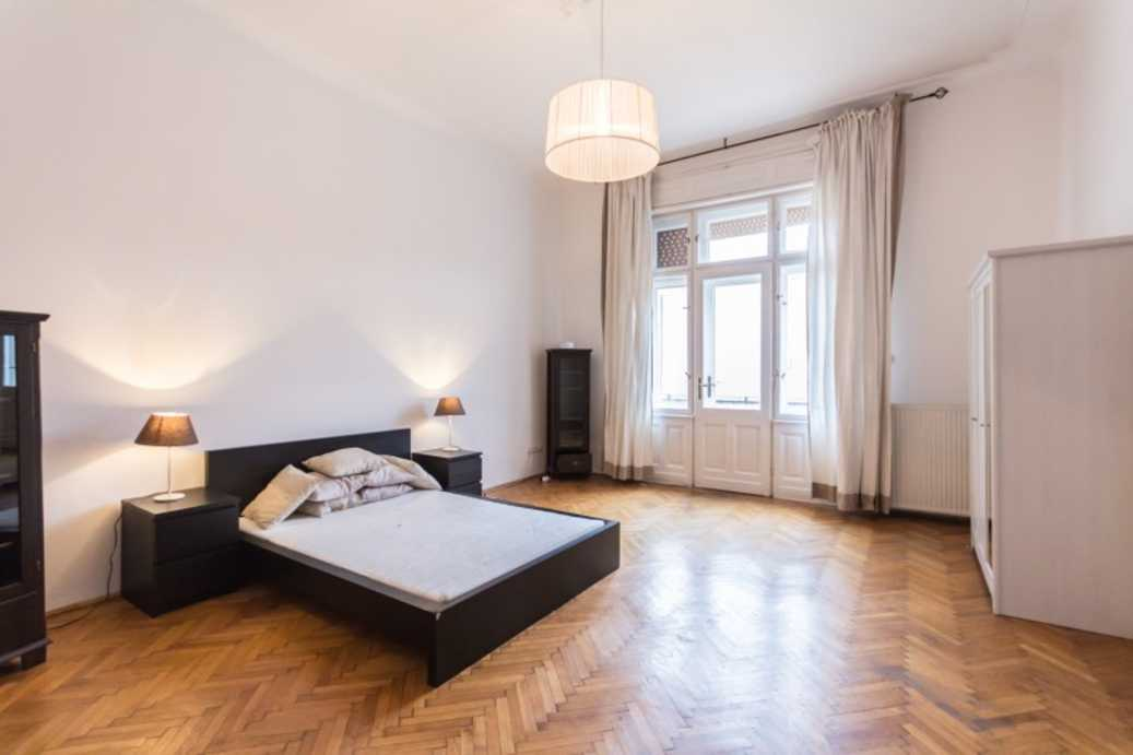 Vaci utca apartment for rent Budapest
