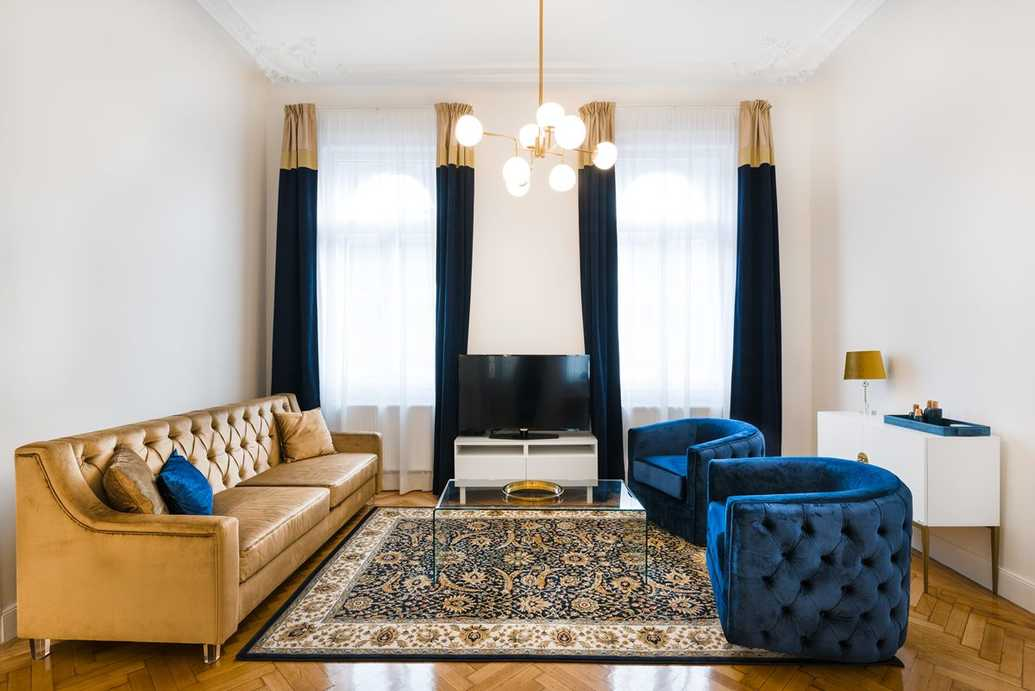 Luxury apartment for rent in Budapest