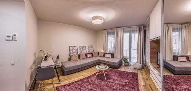 Szekely Bertalan street - studio apartment