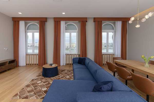 Bem Wharf luxury apartment for sale