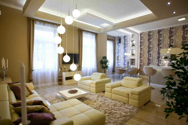 Belgrad Wharf // apartment for rent