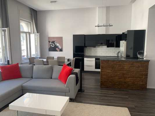 Damjanich street // apartment for rent