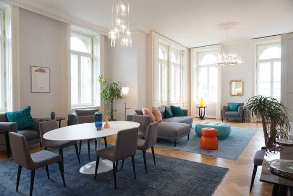Andrassy Avenue // Apartment for rent