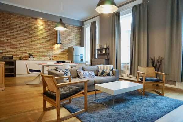 Paulay Ede street Apartment for rent
