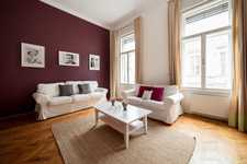 Vaci street apartment for rent Budapest