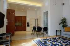 Szechenyi street apartment for rent in Budape